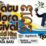 Batu Flora Festival
