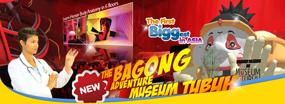 museum tubuh the bagong adventure