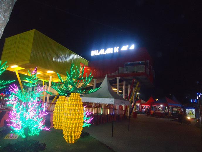 Pasar Parkiran Batu Villa
