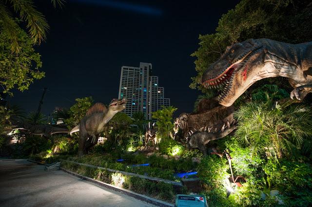 Jatim Park 3 Ada Dinosaurus Di Batu Rrooarrr Batu Villa 9