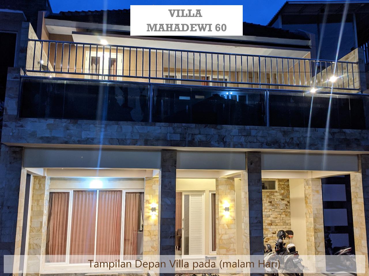 villa mahadewi 60 batu malang