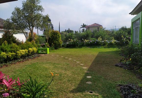 villa selekta jardin